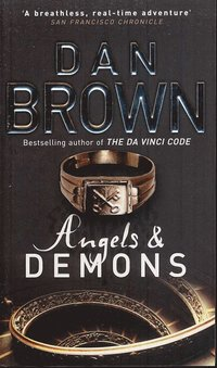 Angels & Demons (inbunden)