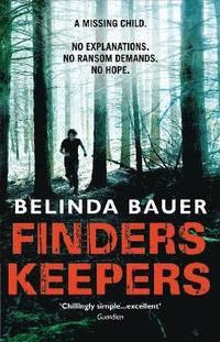 Finders Keepers (ljudbok)