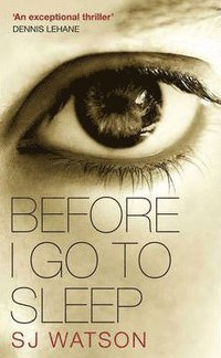 Before I Go To Sleep (h�ftad)