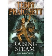 Raising Steam (h�ftad)