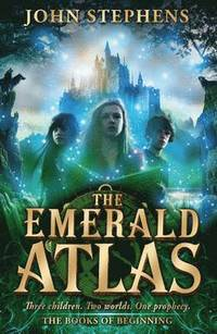 The Emerald Atlas:The Books of Beginning 1 (inbunden)