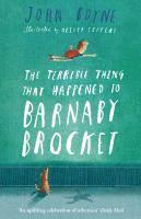 The Terrible Thing That Happened to Barnaby Brocket (pocket)