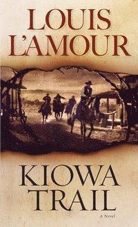 Kiowa Trail (ljudbok)