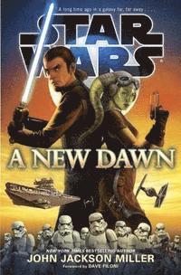 A New Dawn: Star Wars (h�ftad)