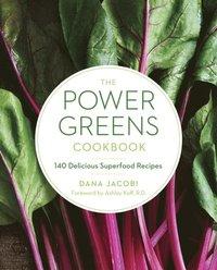 Power Greens Cookbook (kartonnage)