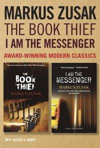 Markus Zusak: The Book Thief & I Am the Messenger (e-bok)