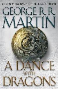 A Dance with Dragons: A Song of Ice and Fire: Book Five (inbunden)