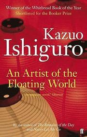 An Artist of the Floating World (h�ftad)