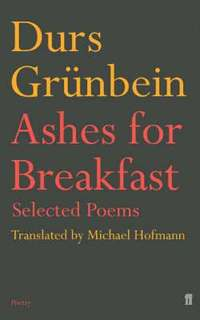 Ashes for Breakfast (inbunden)