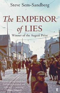 The Emperor of Lies (inbunden)
