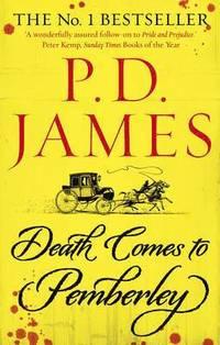 Death Comes to Pemberley (häftad)