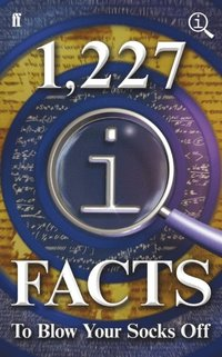 1,227 QI Facts To Blow Your Socks Off (e-bok)