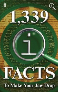 1,339 QI Facts To Make Your Jaw Drop (e-bok)