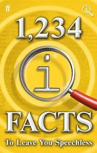 1,234 Qi Facts to Leave You Speechless (inbunden)