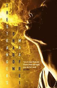 The Stranger's Shadow (h�ftad)