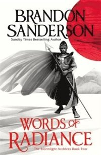 Words of Radiance: Part One (h�ftad)
