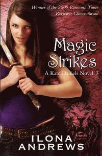 Magic Strikes (h�ftad)