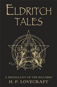 Eldritch Tales (h�ftad)