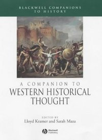Companion to Western Historical Thought (inbunden)