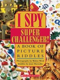 I Spy Super Challenger (h�ftad)