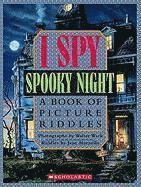 I Spy Spooky Night (h�ftad)