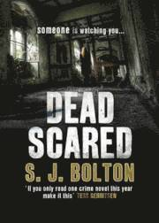 Dead Scared (inbunden)