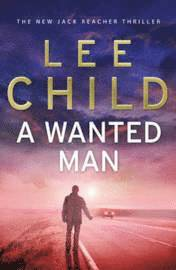 A Wanted Man (inbunden)