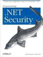 Programming .NET Security (h�ftad)