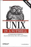 UNIX in a Nutshell 4th Edition (h�ftad)