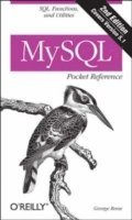 MySQL Pocket Reference 2nd Edition (h�ftad)