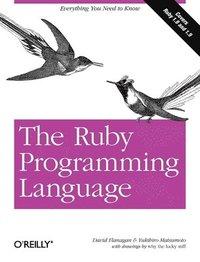 The Ruby Programming Language (h�ftad)