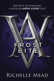 Frostbite (inbunden)
