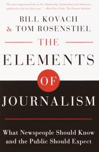 Elements of Journalism (h�ftad)