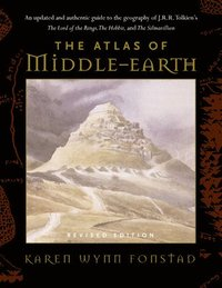 The Atlas of Middle Earth (h�ftad)