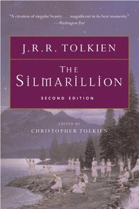 The Silmarillion (inbunden)