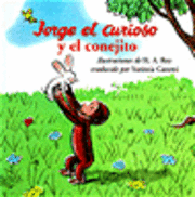 Jorge el Curioso y el Conejita = Curious George and the Bunny (kartonnage)