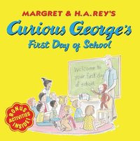 Curious George's First Day of School (kartonnage)