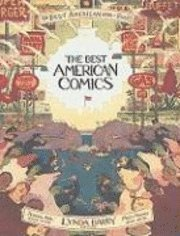 The Best American Comics (inbunden)