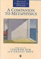 A Companion to Metaphysics (h�ftad)