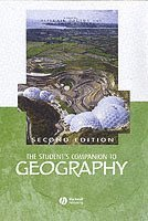 The Student's Companion to Geography (h�ftad)