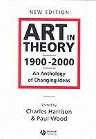 Art in Theory 1900-2000 (häftad)