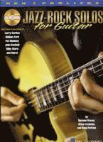 Jazz-Rock Solos for Guitar (h�ftad)