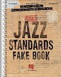 The Hal Leonard Real Jazz Standards Fake Book: C Edition