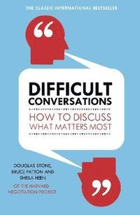 Difficult Conversations (pocket)