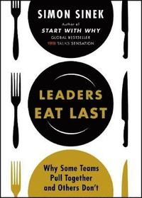 Leaders Eat Last (inbunden)