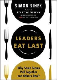 Leaders Eat Last (inbunden)