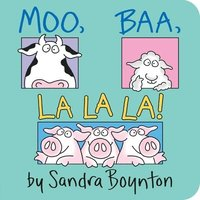Moo Baa La La La (kartonnage)