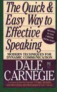 The Quick and Easy Way to Effective Speaking (inbunden)