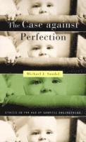The Case Against Perfection (inbunden)
