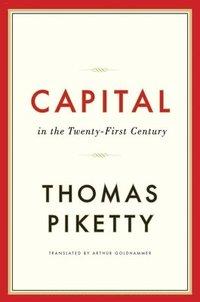 Capital in the Twenty-First Century (inbunden)